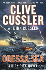 Dirk Cussler Odessa Sea