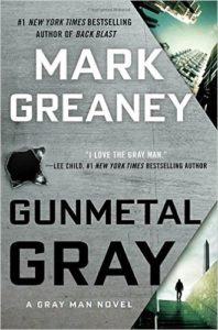 Mark Greaney's Gunmetal Gray